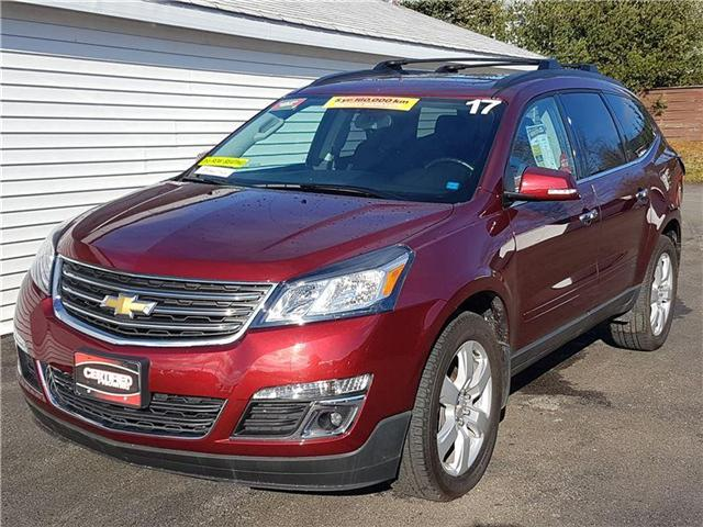 2017 Chevrolet Traverse 1LT (Stk: 350) in Oromocto - Image 1 of 20