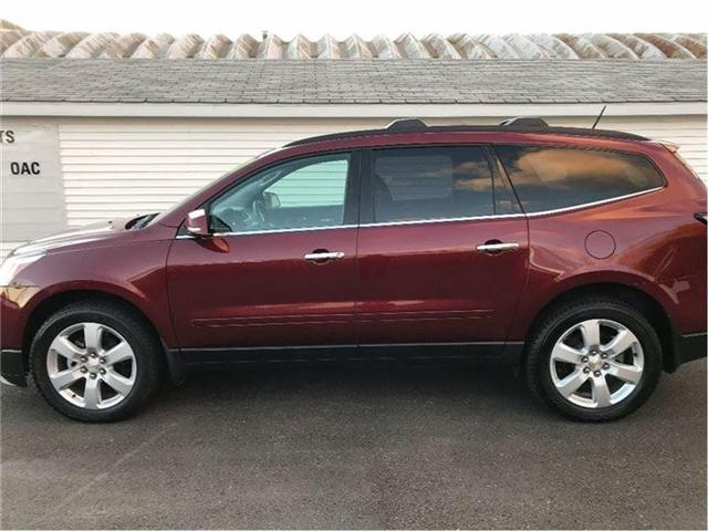 2017 Chevrolet Traverse 1LT (Stk: 350) in Oromocto - Image 2 of 20