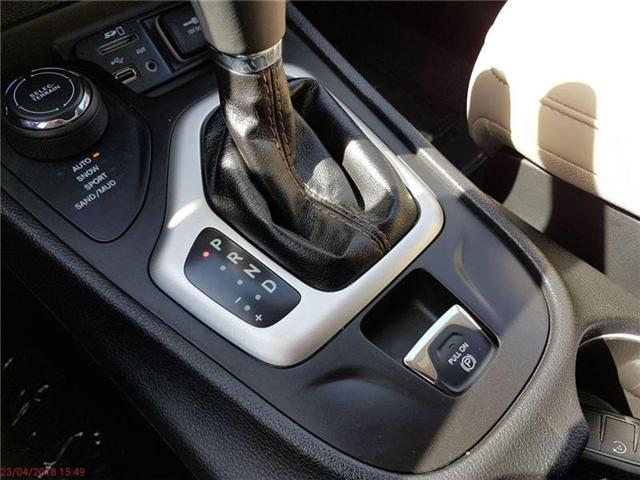2017 Jeep Cherokee Limited (Stk: 768) in Oromocto - Image 22 of 27