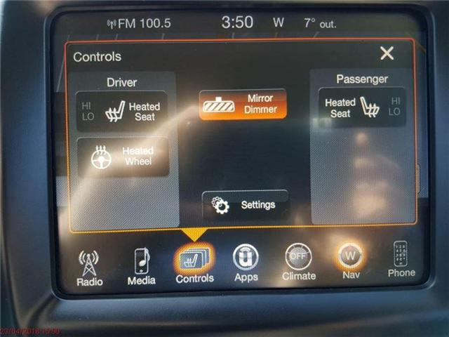 2017 Jeep Cherokee Limited (Stk: 768) in Oromocto - Image 27 of 27