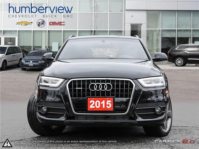 2015 Audi Q3 2.0T Technik (Stk: C4257) in Toronto - Image 2 of 27