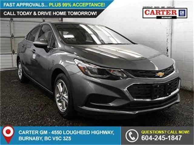 2018 Chevrolet Cruze LT Auto (Stk: J8-48420) in Burnaby - Image 1 of 6