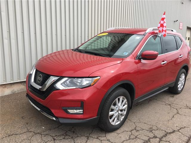 2017 Nissan Rogue SV (Stk: X4395A) in Charlottetown - Image 1 of 16