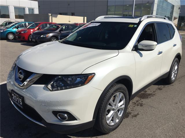 2015 Nissan Rogue SV (Stk: 14130) in London - Image 1 of 23