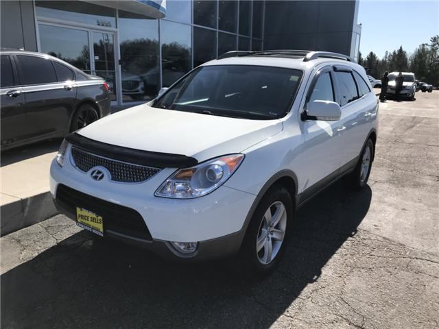 2011 Hyundai Veracruz GL Premium (Stk: 21014) in Pembroke - Image 2 of 9
