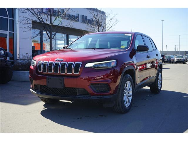 2019 Jeep Cherokee Sport (Stk: 191007) in Thunder Bay - Image 1 of 6