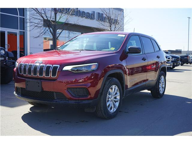2019 Jeep Cherokee Sport (Stk: 191014) in Thunder Bay - Image 1 of 6