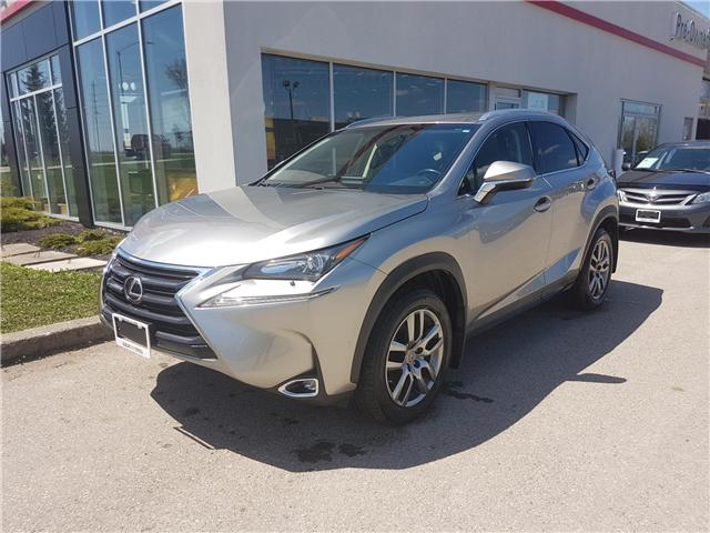 2016 Lexus NX 200t Base (Stk: U00568) in Guelph - Image 1 of 30