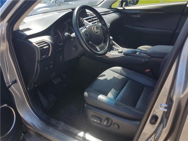 2016 Lexus NX 200t Base (Stk: U00568) in Guelph - Image 11 of 30