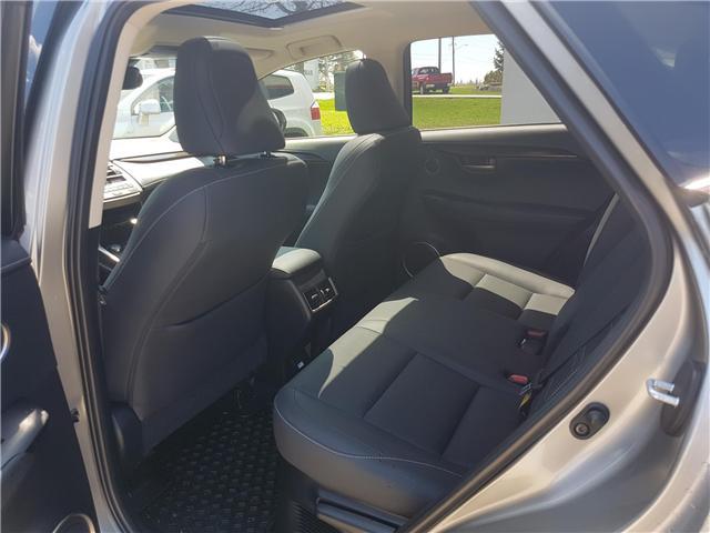 2016 Lexus NX 200t Base (Stk: U00568) in Guelph - Image 15 of 30