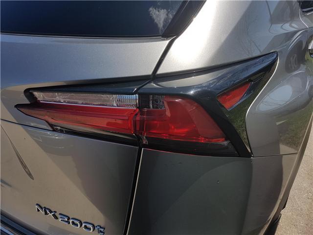 2016 Lexus NX 200t Base (Stk: U00568) in Guelph - Image 19 of 30