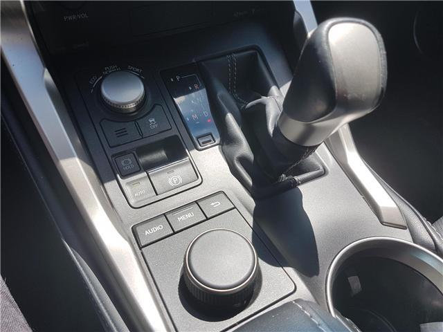 2016 Lexus NX 200t Base (Stk: U00568) in Guelph - Image 28 of 30