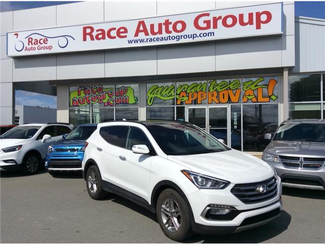 2018 Hyundai Santa Fe Sport 2.4 Luxury (Stk: 15914) in Dartmouth - Image 1 of 28