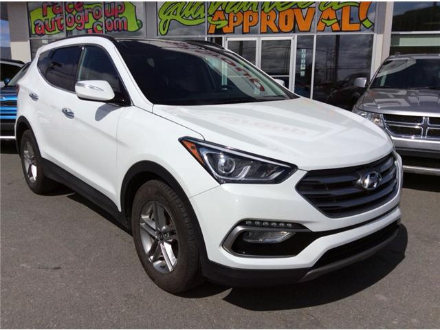 2018 Hyundai Santa Fe Sport 2.4 Luxury (Stk: 15914) in Dartmouth - Image 2 of 28