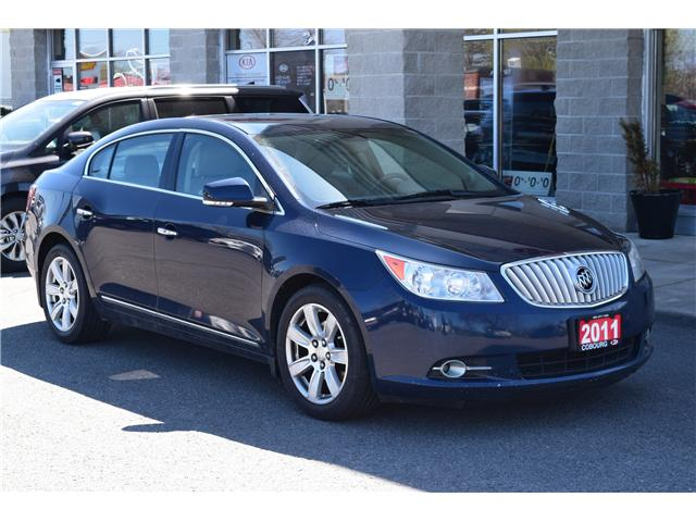2011 Buick LaCrosse CXL (Stk: ) in Cobourg - Image 1 of 16