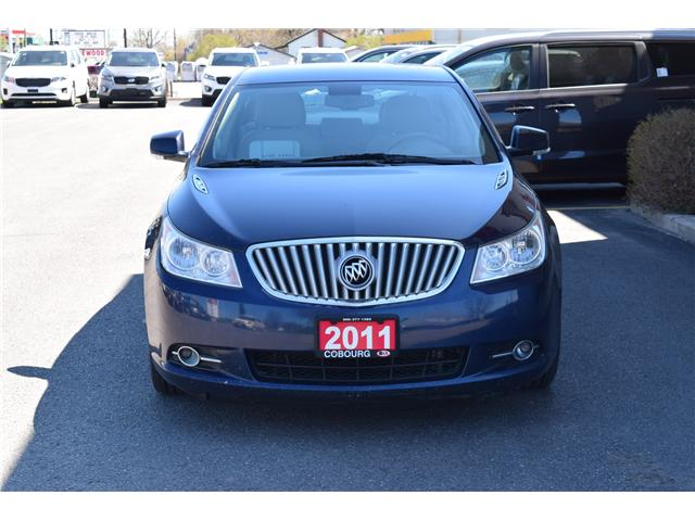 2011 Buick LaCrosse CXL (Stk: ) in Cobourg - Image 2 of 16