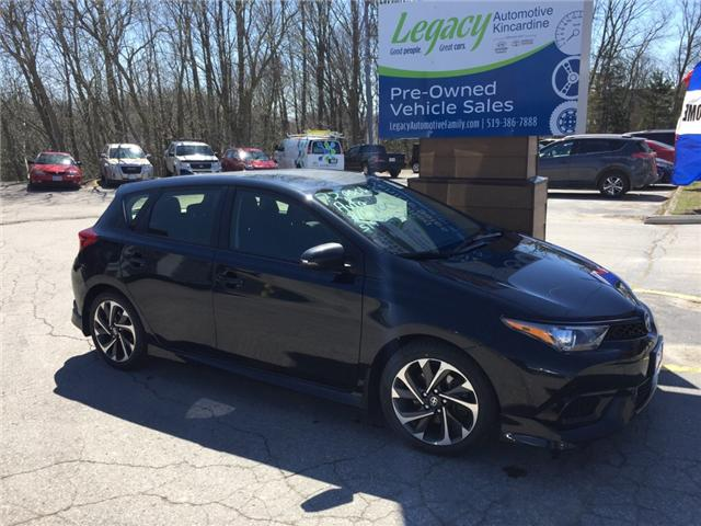 2016 Scion iM Base (Stk: L8008) in Kincardine - Image 1 of 12