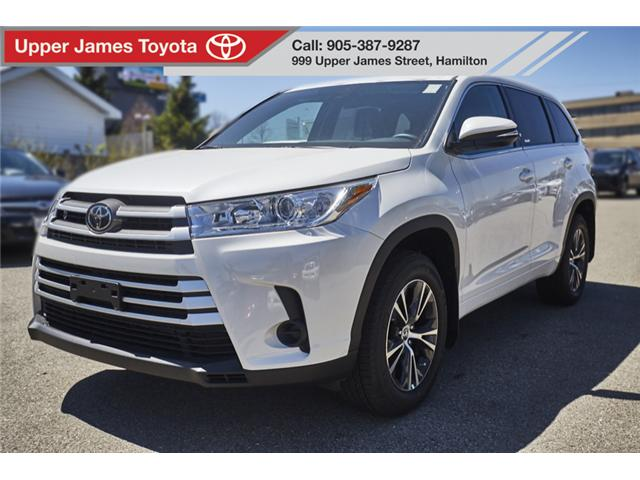 2018 Toyota Highlander LE (Stk: 180551) in Hamilton - Image 1 of 17
