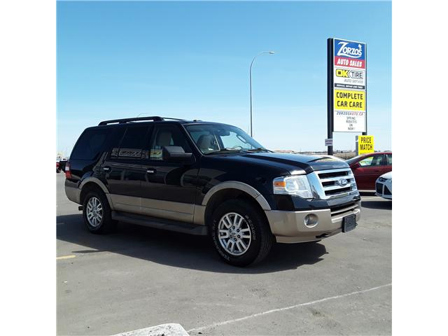 2011 Ford Expedition XLT (Stk: P222) in Brandon - Image 1 of 8