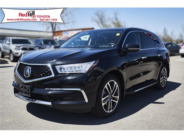 2017 Acura MDX Navigation Package (Stk: 70593) in Hamilton - Image 1 of 20