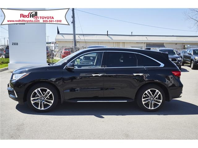 2017 Acura MDX Navigation Package (Stk: 70593) in Hamilton - Image 2 of 20