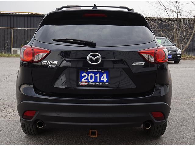 2014 Mazda CX-5 GS (Stk: 15560A) in Peterborough - Image 5 of 19