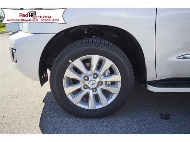 2018 Toyota Sequoia Platinum 5.7L V8 (Stk: 18773) in Hamilton - Image 3 of 19