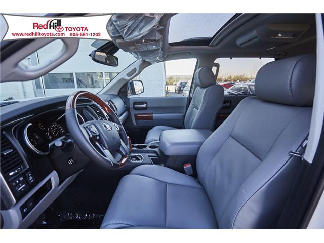2018 Toyota Sequoia Platinum 5.7L V8 (Stk: 18773) in Hamilton - Image 8 of 19
