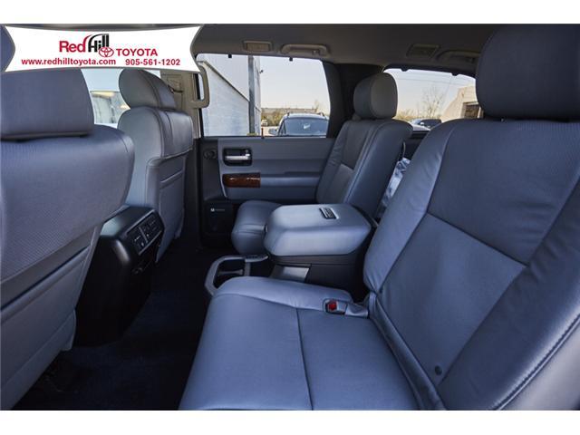 2018 Toyota Sequoia Platinum 5.7L V8 (Stk: 18773) in Hamilton - Image 9 of 19