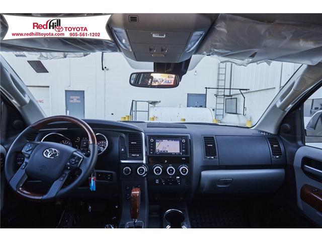 2018 Toyota Sequoia Platinum 5.7L V8 (Stk: 18773) in Hamilton - Image 10 of 19