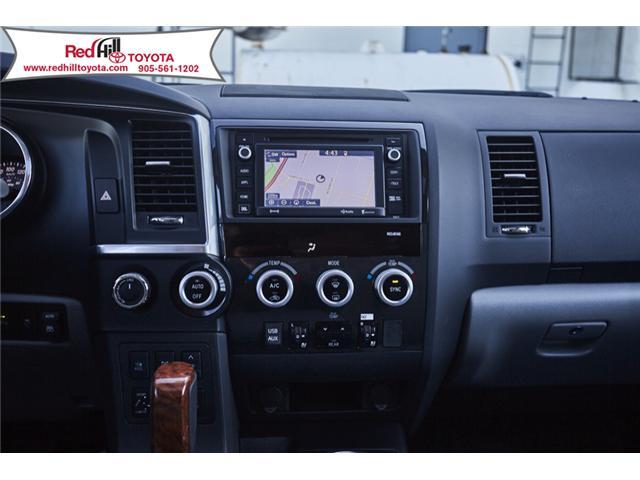 2018 Toyota Sequoia Platinum 5.7L V8 (Stk: 18773) in Hamilton - Image 11 of 19