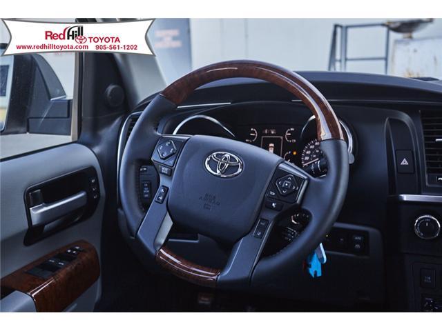 2018 Toyota Sequoia Platinum 5.7L V8 (Stk: 18773) in Hamilton - Image 12 of 19