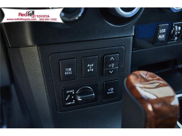 2018 Toyota Sequoia Platinum 5.7L V8 (Stk: 18773) in Hamilton - Image 15 of 19
