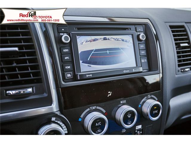 2018 Toyota Sequoia Platinum 5.7L V8 (Stk: 18773) in Hamilton - Image 17 of 19