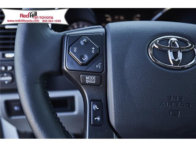 2018 Toyota Sequoia Platinum 5.7L V8 (Stk: 18773) in Hamilton - Image 18 of 19