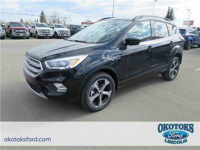 2018 Ford Escape SEL (Stk: JK-268) in Okotoks - Image 1 of 5