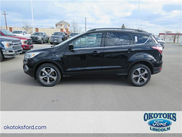 2018 Ford Escape SEL (Stk: JK-268) in Okotoks - Image 2 of 5
