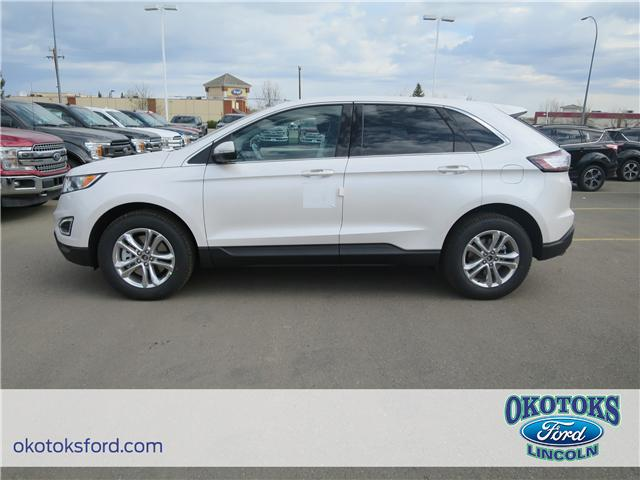 2018 Ford Edge SEL (Stk: JK-320) in Okotoks - Image 2 of 5