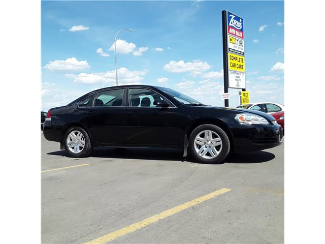2012 Chevrolet Impala LT (Stk: ) in Brandon - Image 1 of 9