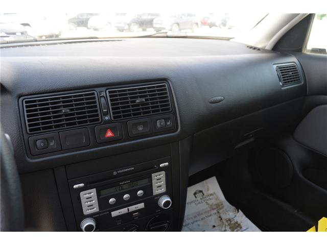 2009 Volkswagen City Golf 2.0L (Stk: 1790282A) in Moose Jaw - Image 17 of 20