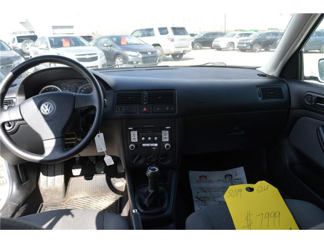 2009 Volkswagen City Golf 2.0L (Stk: 1790282A) in Moose Jaw - Image 9 of 20