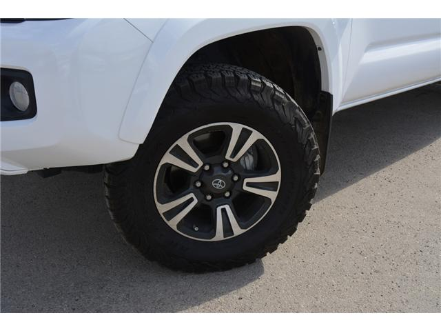 2017 Toyota Tacoma TRD Off Road (Stk: 1891001) in Moose Jaw - Image 2 of 30