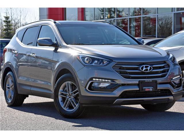 2017 Hyundai Santa Fe Sport 2.4 Premium (Stk: P3876R) in Ajax - Image 1 of 22