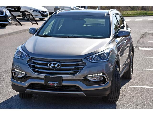 2017 Hyundai Santa Fe Sport 2.4 Premium (Stk: P3876R) in Ajax - Image 2 of 22