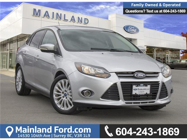 2012 Ford Focus Titanium (Stk: 8F18957C) in Surrey - Image 1 of 28