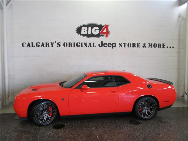 2016 Dodge Challenger SRT Hellcat (Stk: 18C005A) in Calgary - Image 2 of 19