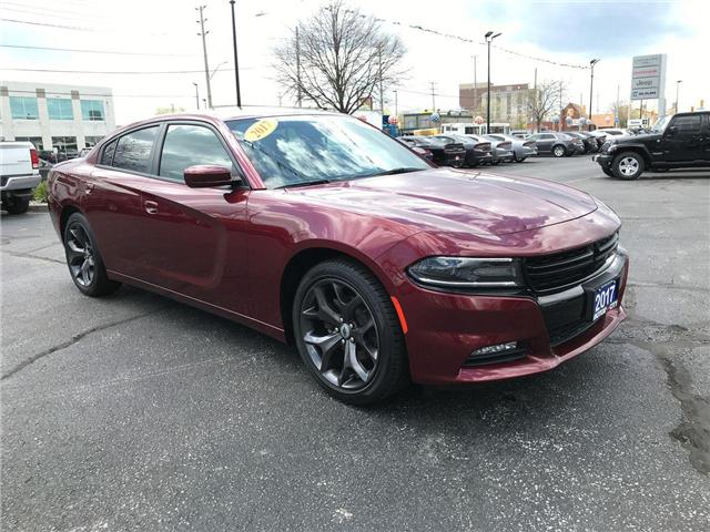 2017 Dodge Charger SXT (Stk: 44469) in Windsor - Image 1 of 11