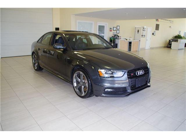 2015 Audi S4 3.0T TECHNIK LOADED ONLY 28, 000kms! (Stk: 0549) in Edmonton - Image 6 of 14