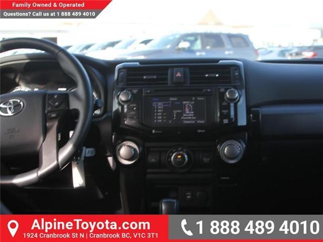 2015 Toyota 4Runner SR5 V6 (Stk: 5268529M) in Cranbrook - Image 9 of 19