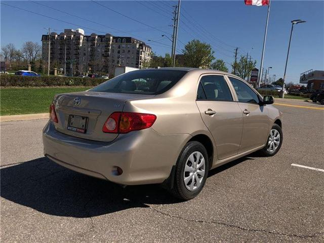 2009 Toyota Corolla CE (Stk: 66178A) in Vaughan - Image 5 of 18